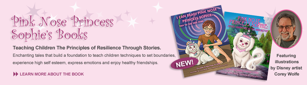 Pink Nose Princess Sophie Book Series
