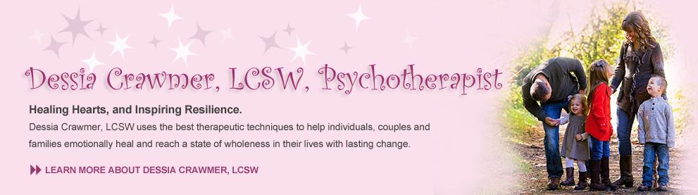 Dessia Crawmer, LCSW, Psychotherapist